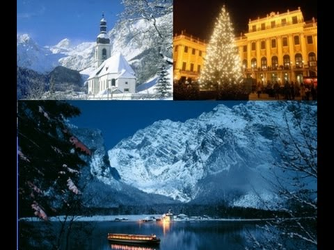 beautiful CHRISTMAS MUSIC from the ALPES AUSTRIA BAVARIA GERMANY CHILL-OUT CALMING HEALING