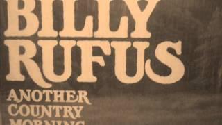 BILLY RUFUS - SOUTH CAROLINA 1977