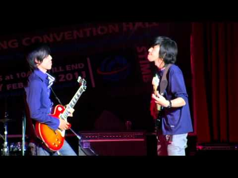 Barry Likumahuwa Walking With The Bass - ANDREAS cover