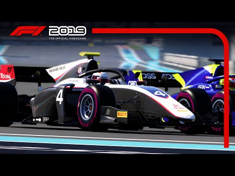 Formula 2 racing is secretly the best thing about F1 2019
