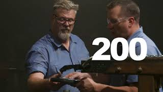 cOLD STEEL- IRON PROOF 2018- AK-47