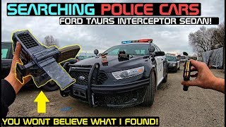 searching-a-police-ford-taurus-interceptor-sedan-you-won-t-believe-what-i-found