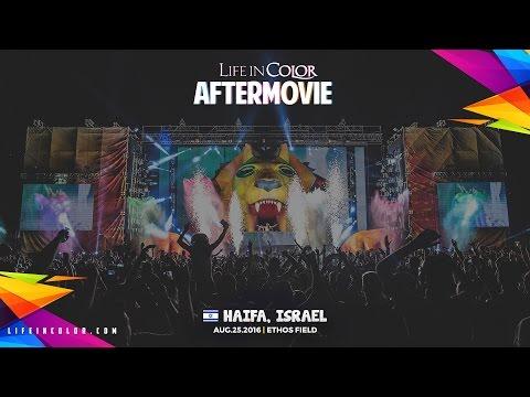 Life In Color - KINGDOM - Haifa, Israel - 08.25.2016 - Official Aftermovie