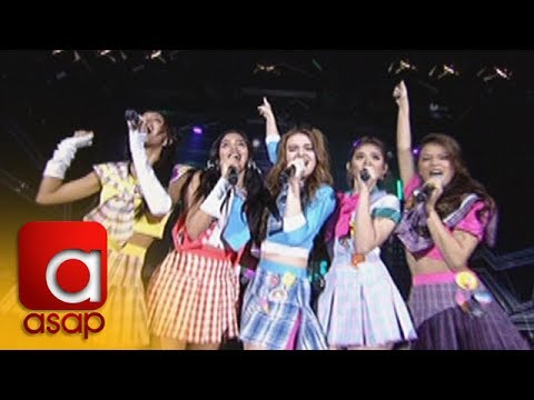 ASAP: ASAP BFF5 channels their inner Spice Girls - YouTube