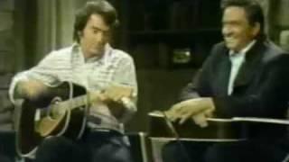 Neil Diamond & Johnny Cash Together