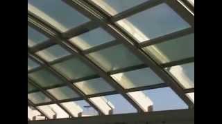 Стеклянная раздвижная крыша(, 2012-12-12T17:38:49.000Z)