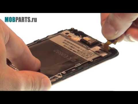 Как разобрать HTC Desire 620G