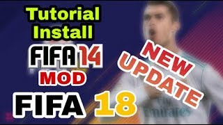 Tutorial install and download FIFA 14 Update fifa 18