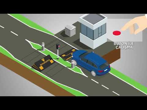 ArmaKontrol Road Blocker Sistemleri