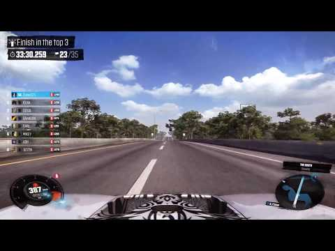 The Crew - Coast To Coast (20284 PTS) - Ford GT - 1080p 60fps