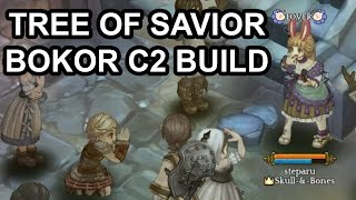 Tree of Savior Online Bokor Circle 2 My Current Build
