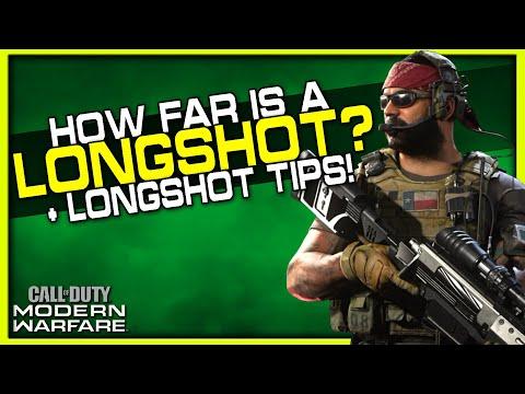 How To Get Longshot Camos Fast! (All Longshot Ranges In Modern Warfare)