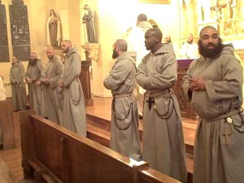 Franciscan Friars Of The Renewal First Profession Of Vows