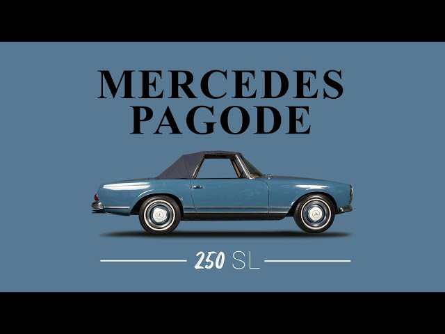 Mercedes 250 SL Pagode 1967