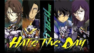 Mobile Suit Gundam AMV Behind the Scenes - Hate the Day