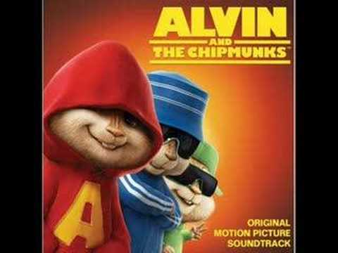 Alvin and the Chipmunks locked up by akon