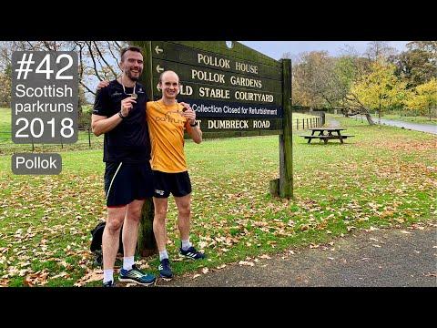 Pollok Parkrun - #42 Scottish Parkruns 2018