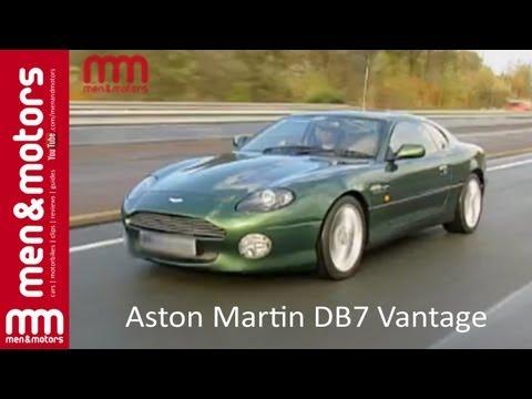 1997 Aston Martin DB7 Vantage Review
