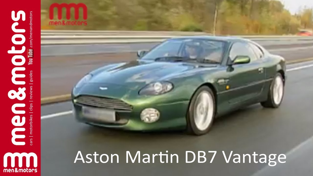 1997 aston martin db7 vantage review - youtube