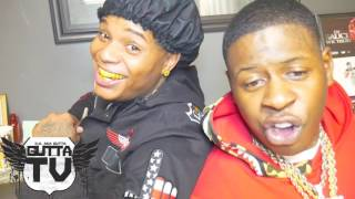 Blac Youngsta & Sancho Saucy: Speak On Shootouts, & Black Men And Red Robin