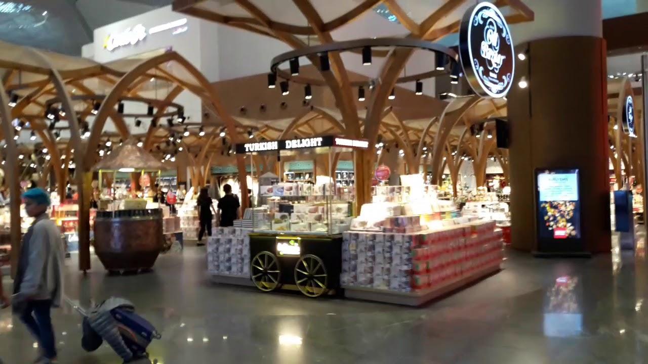 土耳其 【伊斯坦堡機場】10 - YouTube