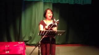 Ivy Alvarez, Poet, Nov 6, 2013