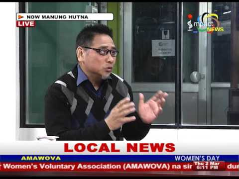 Will Political Parties Manifesto be paper only : Manung Hutna 02 March 2017