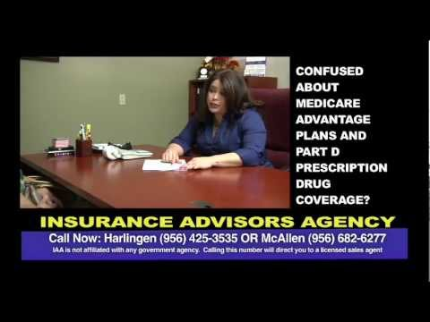 Life-Health-Medicare Plans | Insurance Advisors Agency Harlingen Texas