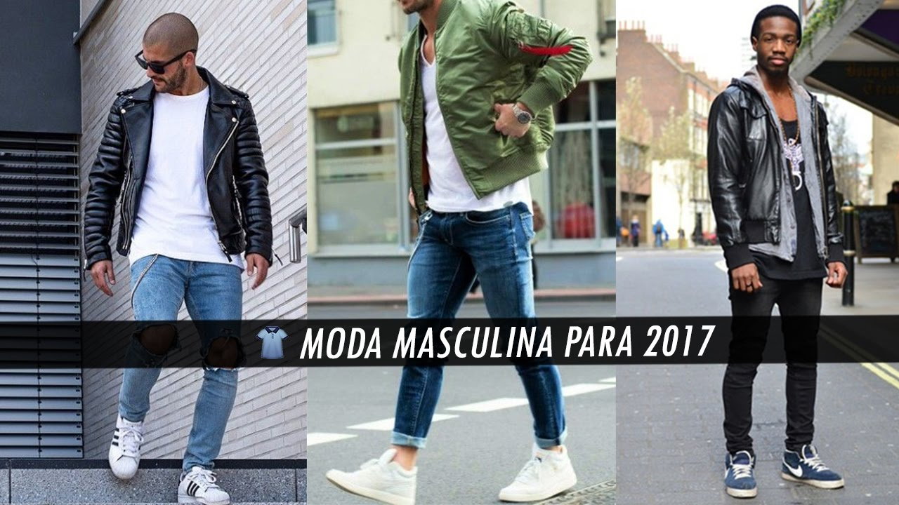 49783ae141 Looks Masculinos para 2017 (Inverno) - YouTube