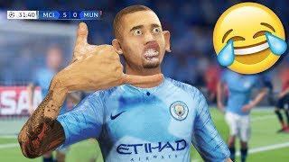 Best FIFA 19 FAILS ● Glitches, Goals, Skills ● #1