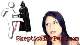 Black Helmet [Star Wars parody of Black Velvet] w/Kelsey Lane