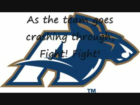 Akron Zips Fight Song with Lyrics