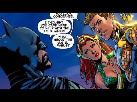 Justice League | Throne of Atlantis 🔱 (New 52 Animated Comic Dub Movie)