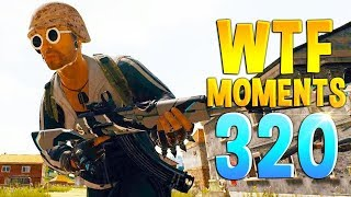 PUBG Daily Funny WTF Moments Highlights Ep 320