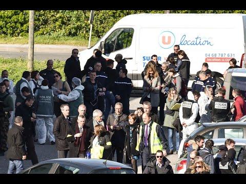 أربعة قتلى من بينهم المنفذ في ثلاث هجمات بجنوب فرنسا  - نشر قبل 14 دقيقة