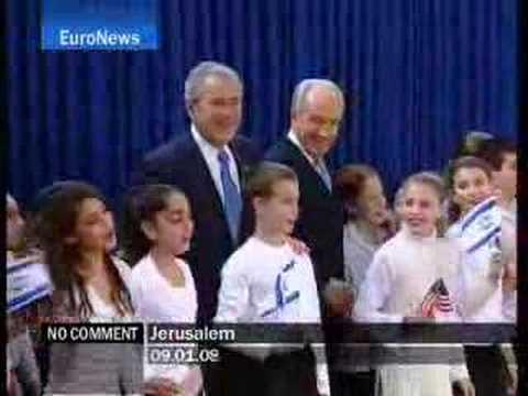 Jerusalem - Israel - EuroNews - No Comment