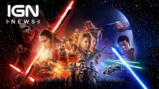 star wars the force awakens has already made over 100 million in advanced ticket sales ign news