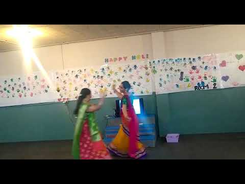 Holi 2020 - Dance at Park View Montessori