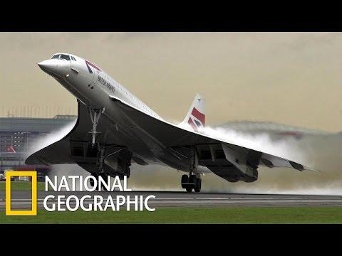 КРУШЕНИЕ КОНКОРДА секунды до катастрофы  HD National Geographic