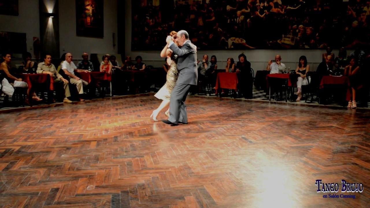 Silvana anfossi horacio prestamo en tango brujo sal n for A puro tango salon canning