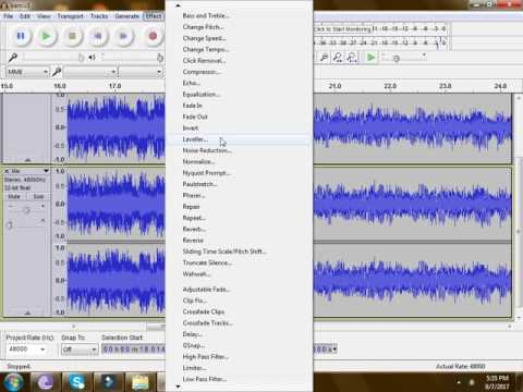 Audacity + cyberlink wave editor advance vocal removal tutorial :vocal reduct like a pro.