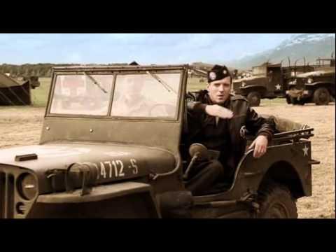 Saluate The Rank Not The Man Says Major Dick Winters To Captain Herbert Sobel