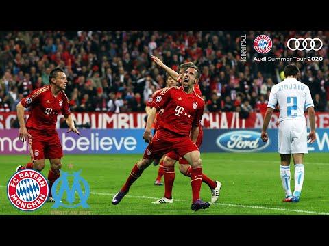 Best of FC Bayern vs. Olympique Marseille | Champions League Quarter Finals 2012