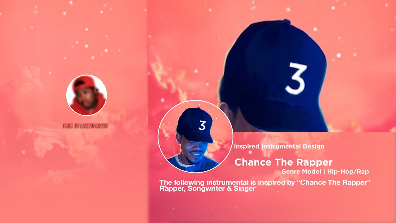 one more chance the rapper coloring book sample beat