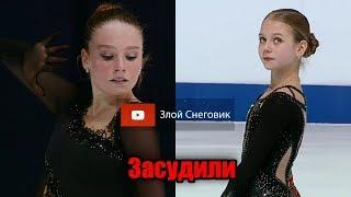 СУДЕЙСКИЙ БЕСПРЕДЕЛ. Чемпионат Мира среди юниоров по фигурному катанию