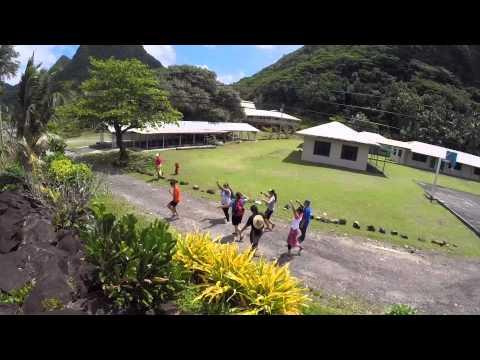 Trip to American Samoa