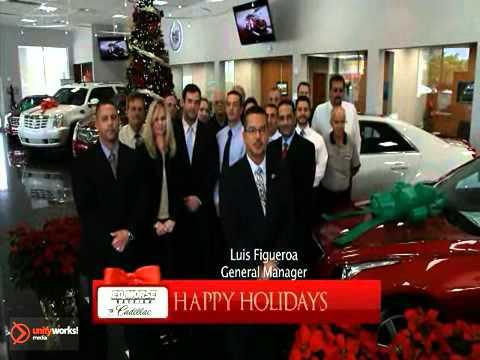 Ed Morse Cadillac >> Holiday Greetings From Ed Morse Bayview Cadillac Fort Lauderdale Miami Fl