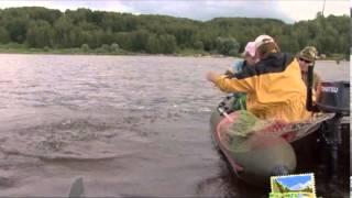 Простые радости 2013  - Рыбалка на Горьковском водохранилище.