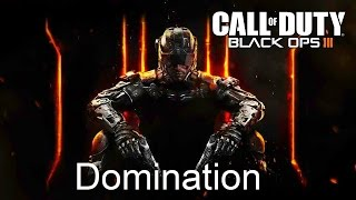 Black Ops 3 - Domination Gameplay (Xbox one 1080i)