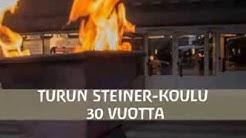 TURUN STEINER-KOULU 30v-JUHLA